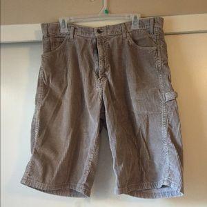 🎈4/$12🎈 dickies corduroy shorts